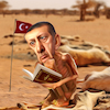 Cartoon: Inflation (small) by Bart van Leeuwen tagged erdogan,inflation,lira,turkey,allah