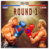 Cartoon: Ready to Rumble (small) by Bart van Leeuwen tagged clinton,trump,debate