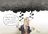 Cartoon: Dunkle Wolken (small) by Paolo Calleri tagged ungarn,eu,ministerpraesident,viktor,orban,rede,nation,populismus,rechtspopulismus,nationalismus,einwanderung,einwanderer,fluechtlinge,fluechtende,bastion,grenzen,wolken,dunkle,invasion,muslime,islam,islampophob,islamophobie,karikatur,cartoon,paolo,calleri