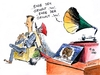 Cartoon: Sprung (small) by Paolo Calleri tagged syrien,damaskus,regime,assad,gewalt,oppostition,massaker,ultimatum,friedensplan,kämpfe,uno,un,sondergesandter,kofi,annan,al,hula,bürgerkrieg,beobachter,blutbad