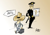 Cartoon: Tarnkappe (small) by Paolo Calleri tagged usa,venezuela,whistleblower,edward,snowden,geheimdienst,satellitenüberwachung,prism,nsa,asyl,osama,bin,laden,untersuchungsbericht,pakistan,cowboyhut,karikatur,paolo,calleri