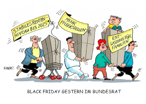 Bundesrat Black Friday