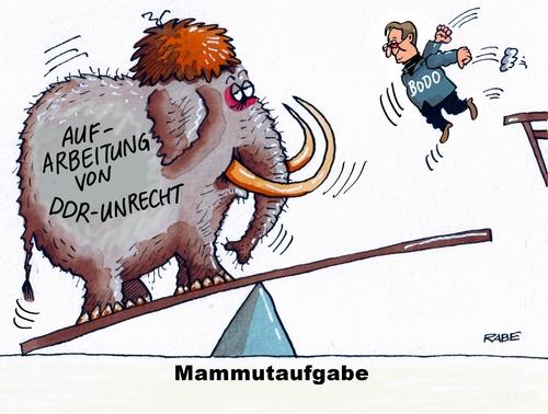 mammutaufgabe