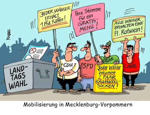 Wahlen Meckpomm