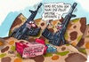 Cartoon: Antiwaffenpille (small) by RABE tagged pille,verhütung,antibabypille,waffen,sturmgewehr,panzer,granaten,bomben,waffenexport,waffenlieferung,waffenlobby,waffenindustrie,usa,irak,terroristen,jesiden,bodentruppen,isis,is,islamisten,radikale,rabe,ralf,böhme,cartoon,karikatur,pressezeichnung,farbca