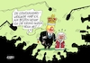 Boris Johnson und Queen
