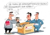 Cartoon: Spucktüten (small) by RABE tagged air,berlin,fluggesellschaft,insolvenz,übernahme,bieterinteressenten,rabe,ralf,böhme,cartoon,karikatur,pressezeichnung,farbcartoon,tagescartoon,dobrind,konkursmassespucktüte,verdi,kotze