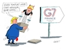 Cartoon: Trump und Johnson (small) by RABE tagged trump,usa,sieben,frankreich,boris,johnson,brexit,macron,merkel,japan,rabe,ralf,böhme,cartoon,karikatur,pressezeichnung,farbcartoon,tagescartoon,austritt,eu,premier,präsident,gipfel,gipfeltreffen,staatspräsidenten,kanada,deutschland