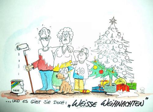 weisse weihnachten by erix media culture cartoon. Black Bedroom Furniture Sets. Home Design Ideas