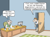 Cartoon: Healthapp (small) by CloudScience tagged healthtracker,monitoring,gesundheitsüberwachung,gesundheit