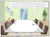 Cartoon: Personal Chatbot (small) by CloudScience tagged bewerbung,bewerbungsgespraech,hr,digitalisierung,digital,chatbot,bot,technik,technologie,personalauswahl,vorstellungsgespraech,rekrutierung,einstellung,arbeit,business,arbeitswelt,smartphone,ki,kuenstliche,intelligenz,chat,vernetzung,vernetzt,personalabteilung,tech,daten,moeller,cartoon,illustration,chatbots