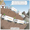Cartoon: Platooning (small) by CloudScience tagged lkw,logistik,spedition,güterverkehr,transport,verkehr,mobilitaet,vernetzt,vernetzung,mobil,digital,digitalisierung,tech,technologie,automatisch,autonom,autonomes,fahren,selbstfahrendes,auto,platooning,daten,smart,it,disruption,digitale,transformation,wirtschaft,buzzword,buisness,selbstfahrend,zukunft,moeller,business,illustration,cartoon