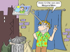Cartoon: Selfie Hut (small) by CloudScience tagged selfie,hut