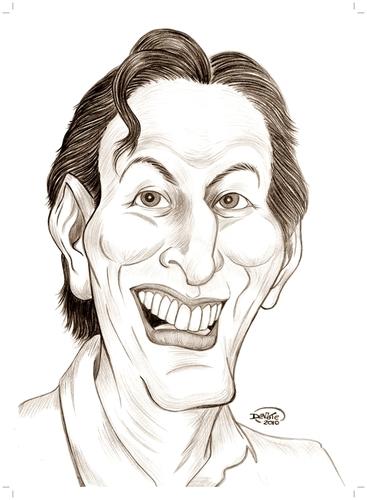 Cartoon: Cartoonist Julio Carrion Karry (medium) by DeVaTe tagged juliocarrion,karry,julio,carrion,cartoonist,artist,dibujante,peru,peruano,caricaturista