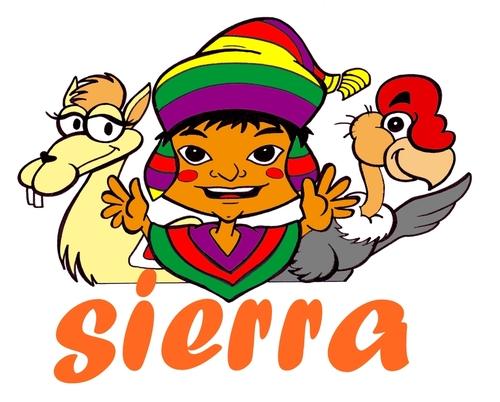 Peruvian Child Cartoon