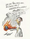 Cartoon: Note 7 (small) by Haugrund tagged samsung,galaxy,not7