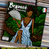 Cartoon: Beyonce - Irreemplazable (small) by Peps tagged beyonce irreemplazable