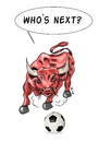Cartoon: RB Leipzig (small) by Thomas Vetter tagged rb,leipzig