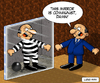 Cartoon: Berlusconi in the mirror (small) by Ludus tagged berlusconi