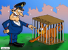 Cartoon: Freedom (small) by Ludus tagged freedom