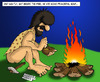Cartoon: Primordial soup (small) by Ludus tagged prehistory