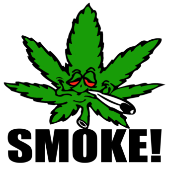 Smoke Da Weed By Stoner Media Culture Cartoon Toonpool
