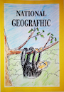 Cartoon: national geographic (small) by joaquim carvalho tagged lizy,nature