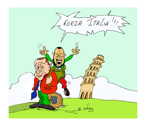 Cartoon: Conservatism SA (medium) by vasilis dagres tagged italy,capitalism,neoliberalism