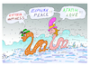 Cartoon: 2020 (small) by vasilis dagres tagged happiness,love,peace