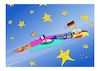 Cartoon: european speead one (small) by vasilis dagres tagged european,union