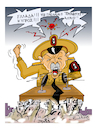 Cartoon: the... (small) by vasilis dagres tagged hellas,kypros,turkey,oil