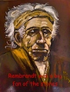 Cartoon: Rolling Stones on tour 2018 (small) by higi tagged stones,rolling,keith,richards,keithrichards,rembrandt,satire,nofilter,stonestour