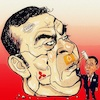 Cartoon: ghosn (small) by takeshioekaki tagged nissan