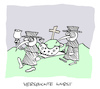 Cartoon: Todeswurst (small) by Bregenwurst tagged wilke,wurst,skandal,listerien,tod