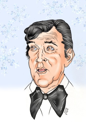 Dean Martin By Thomas Vetter Famous People Cartoon Toonpool