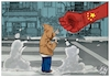 Cartoon: Hongkongprotests (small) by Christi tagged hong,kong,mask