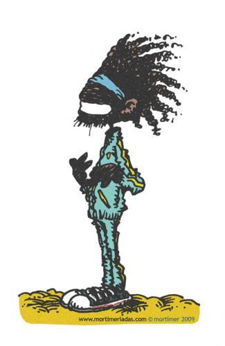 Cartoon Characters With Dreads : More original rastafari by mortimer media culture