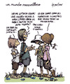 Cartoon: un mundo maravilloso 121 (small) by mortimer tagged mortimer,mortimeriadas,cartoon,un,mundo,maravilloso,girls,kids,chiste,primavera,ecologista,ecologia,flores,silvestres