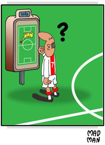 Cartoon: info (medium) by madman tagged info,football,sports