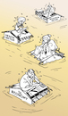 Cartoon: Crisis flood of Sri Lanka (small) by Sajith Bandara tagged sajithbandara