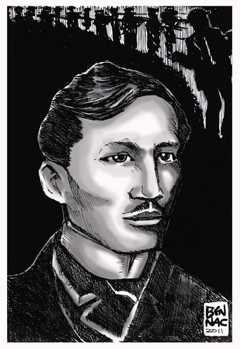 """comics by jose rizal Notable filipino artists such as carlo j caparas, vicente manansala and dr jose rizal has written, illustrated or produced komiks at some point in their lifetime the first indigenously produced comic strip in the philippines would be rizal's """"the monkey and the tortoise"""", a fable on how the wise tortoise outwitted the selfish and ."""