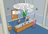 Cartoon: Kredit (small) by C Berger tagged kredit,nigerianischer,prinz,sicherheit,bank