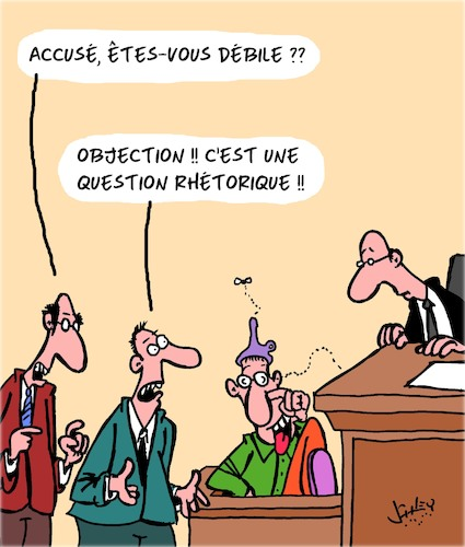 Cartoon: Objection! (medium) by Karsten tagged justice,lois,juges,accusation,defense,interrogatoire,crime,justice,lois,juges,accusation,defense,interrogatoire,crime