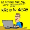 Cartoon: Facebook darf das (small) by Karsten tagged fake,news,verleumdung,flüchtlinge,terrorismus,hetze,anas,justiz,gerichte,rechtsprechung,internet,mobbing,faschismus,konzerne,kapitalismus,profite,mark,zuckerberg