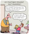 Cartoon: Fanatiques (small) by Karsten tagged religion,bd,extremisme,fanatisme,politique,famille