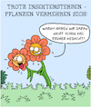 Cartoon: Insektensterben (small) by Karsten tagged insektensterben,natur,pflanzen,umwelt,umweltzerstörung,klima,menschheit,gesellschaft