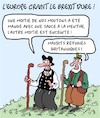 Cartoon: Le Brexit dure (small) by Karsten tagged brexit,politique,europe,economie,grande,bretagne