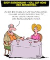 Cartoon: Zeitgeist (small) by Karsten tagged zeitgeist,fake,news,alternativfakten,dating,lügen,männer,frauen,gesellschaft