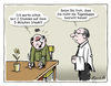 Cartoon: 5-Minuten-Steak (small) by Egero tagged egero