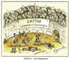Cartoon: Life Insurance (small) by Egero tagged life,insurance,lebensversicherung,egero,oliver,eger